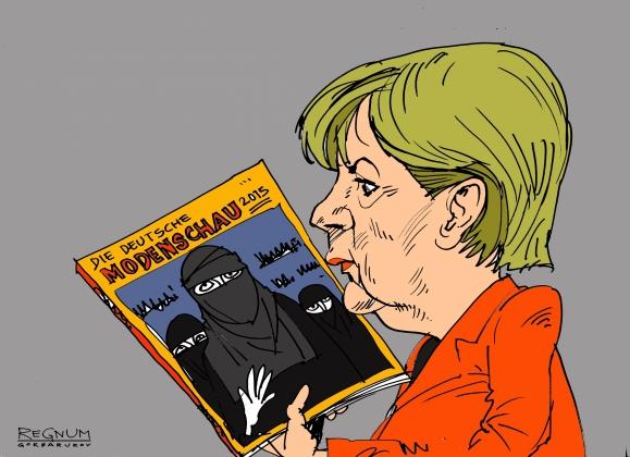 Новая Европейская гражданско-расовая война