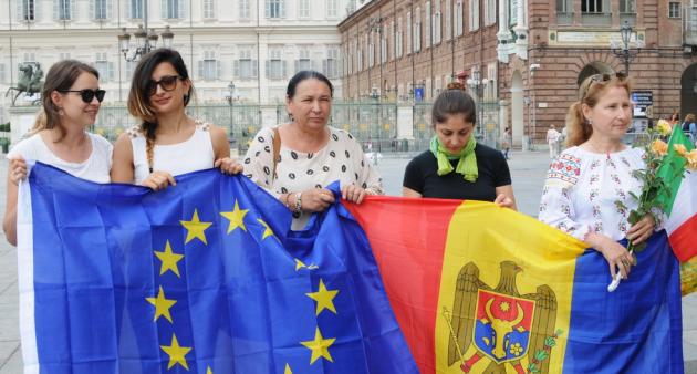 Проевропейская Молдавия.