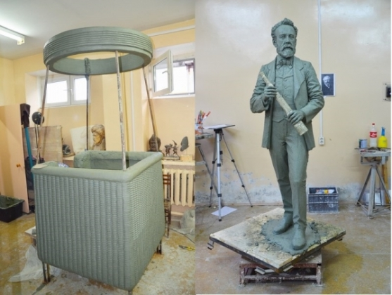В Нижнем Новгороде будет открыт памятник Жюлю Верну