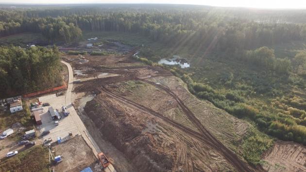 Подмосковную экосистему в зоне водозабора Москвы сровняли с землей