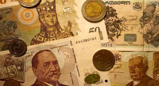 Деньги Грузии