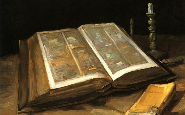 Житель Новосибирска пожаловался в прокуратуру на Библию