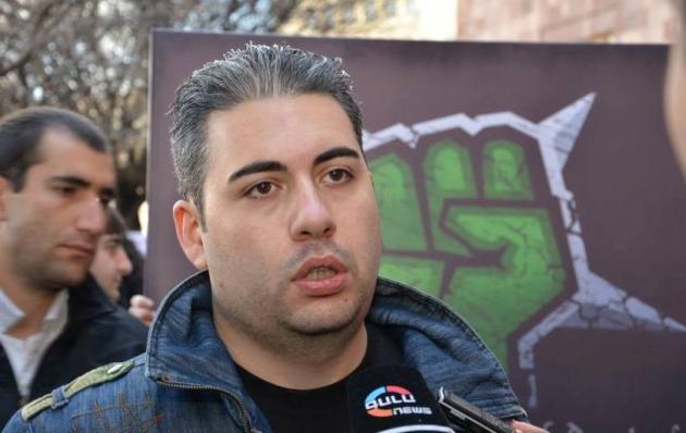 Армянский правозащитник сбежал в Азербайджан
