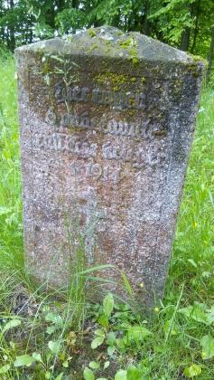 Под Калининградом найдена братская могила 16 русских солдат Первой мировой