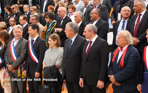 В Степанакерте стартовал фестиваль «Французские дни в Арцахе»