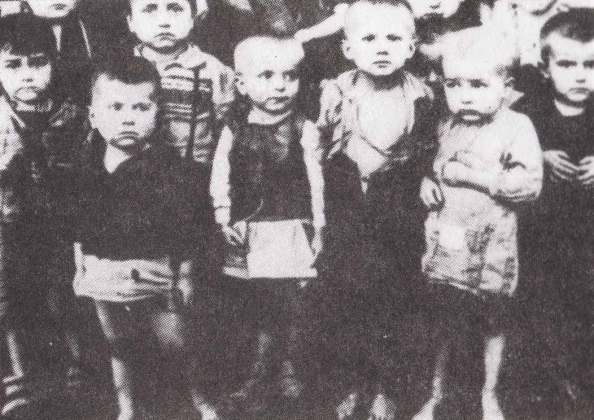 Фото детей жертв концлагерей 64