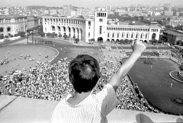 Как рождалась независимость Армении— фоторяд