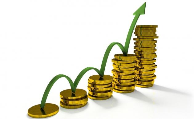 Рост рубля.