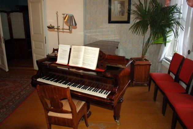 Музей Римского-Корсакова в Ленобласти предложил детям проект о музыке