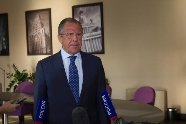 Сергей Лавров— глава МИД Российской Федерации.