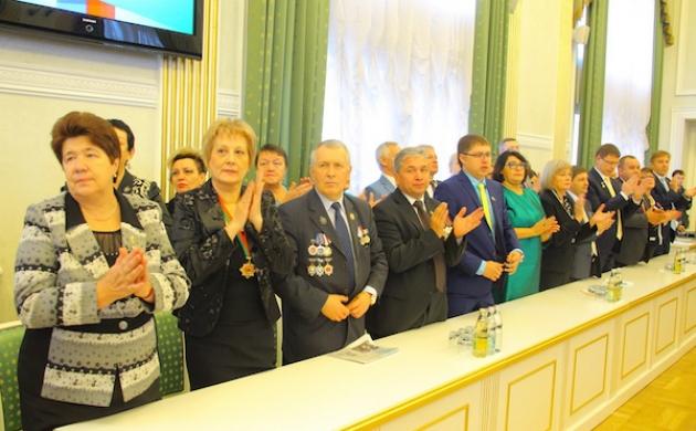 Аман Тулеев в пятый раз вступил в должность губернатора Кузбасса