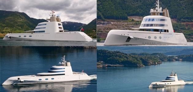 Sailing Yacht A.