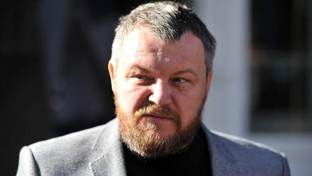 Андрей Пургин— Экс-глава Народного совета ДНР, депутат парламента от общественного движения «Донецкая республика».