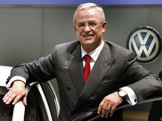 Мартин Винтеркорн— глава германского автомобильного концерна Volkswagen