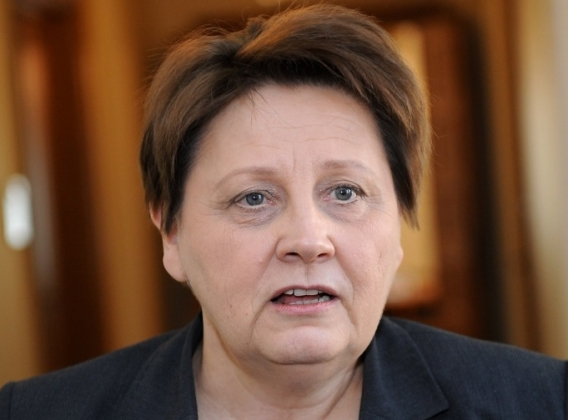Премьер-министр Латвии приравняла «европейские ценности» к целям Гитлера