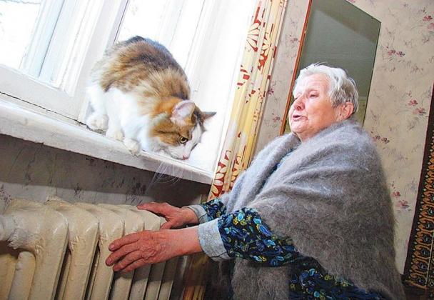 Отопление в доме, фото gorodskoyportal.ru