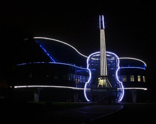 Москву ждет музыкальная ночь