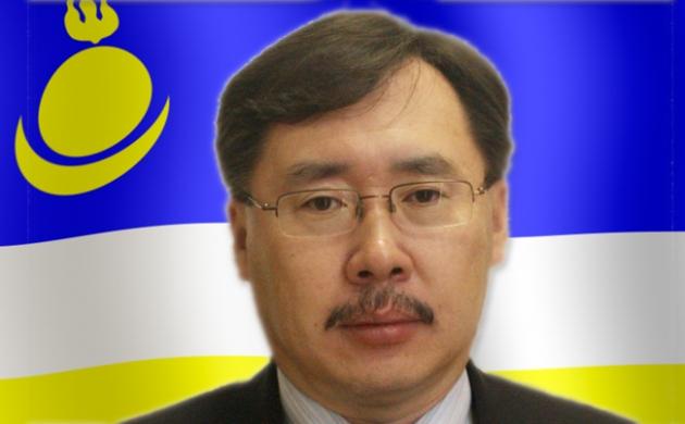 Баир Ангуров. Изображение: ИА REGNUM
