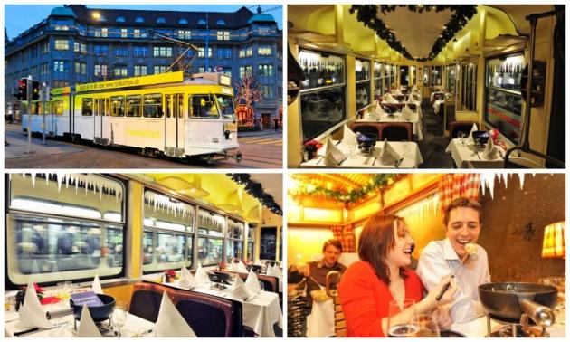 В Перми появится трамвай-кафе