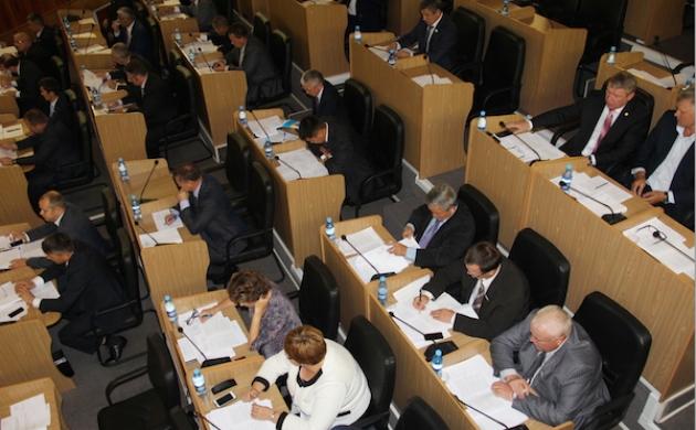 Сессия Госсобрания Республики Алтай. Фото: elkurultay.ru