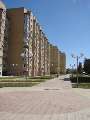 Астрахань, жилой квартал