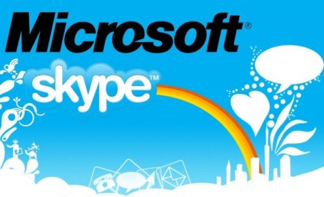 Microsoft Skype.