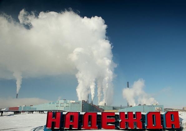 Промышленные города России представлены на художественной выставке в Москве