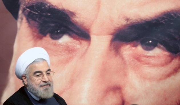 Рухани обещает искоренить терроризм на Ближнем Востоке
