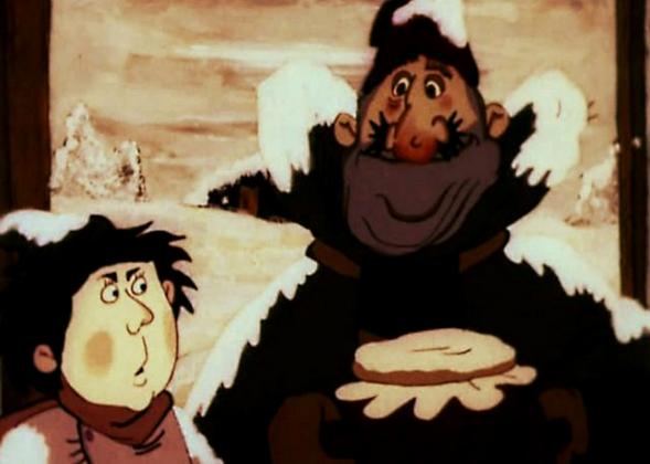 Налог на прошлогодний снег заплатил? Цитата из м/ф  «Ишь, ты Масленица!» (1985). Режиссер Роберт Саакянц.