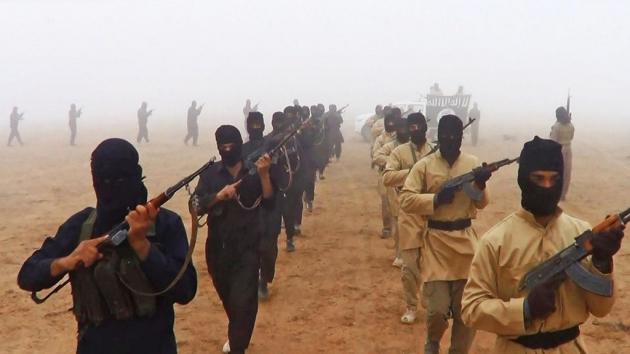Боевики ИГИЛ. «