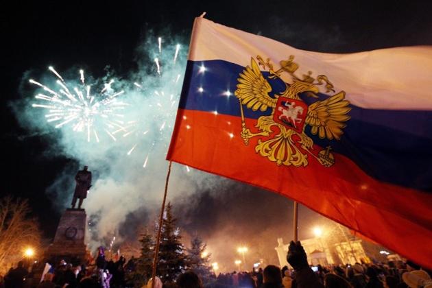 Крым— это Россия.