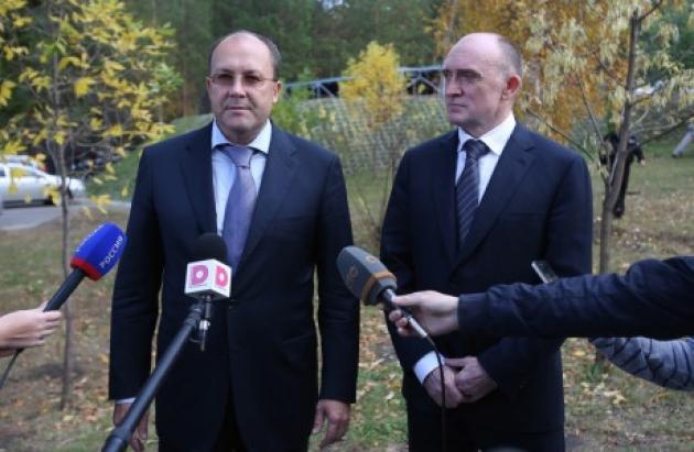 Борис Дубровский и Олег Сафонов подписали соглашение по туризму