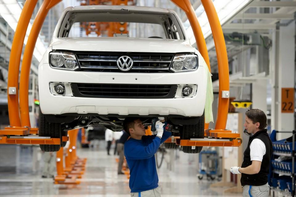 Volkswagen конвейер сколько хранится зерно на элеваторах