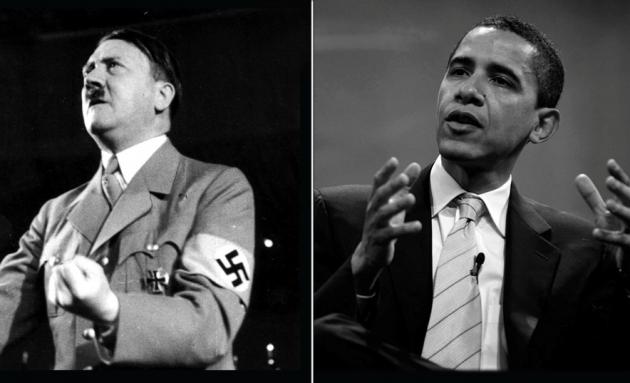 Латвия: США и ЕС – Гитлер сегодня