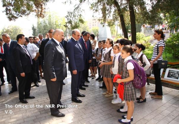 Степанакерт отмечает День города