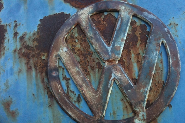 Проблемы у Volkswagen.