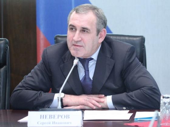 Неверов: Мы признаем победу кандидата от КПРФ Сергея Левченко