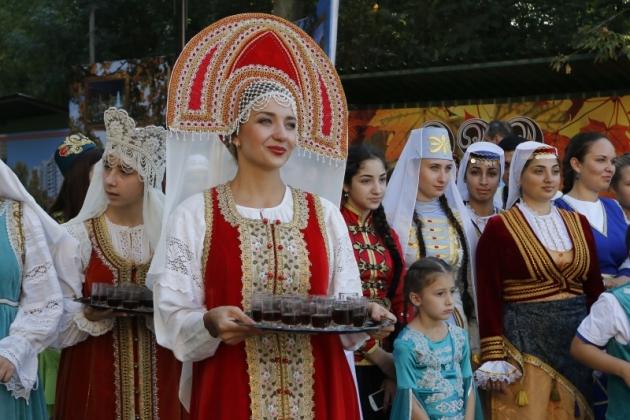 Краснодар отметил 222-ую годовщину города