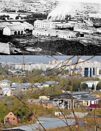 Историческую часть Барнаула избавляют от  рекламы