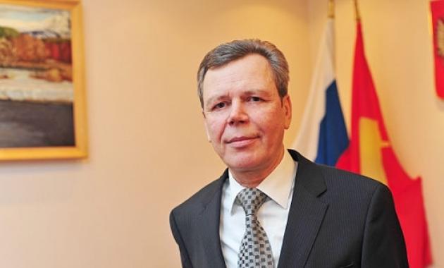 Сергей Абрамов.