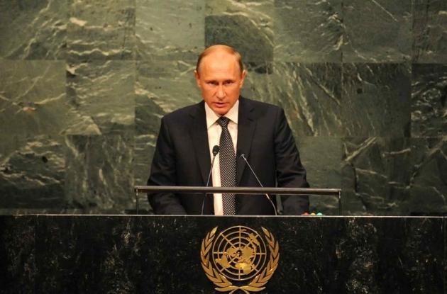 Выступление Владимира Путина на 70-й сессии Генассамблеи ООН. Полный текст