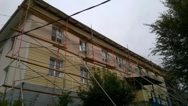В Приморье на треть выполнена программа капремонта-2015