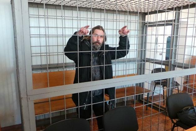 Суд в Орле приговорил лидера «Коррозии металла» к штрафу