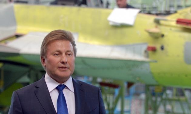 Сергей Коротков— гендиректор РСК «МиГ».