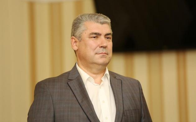 Новый министр здравоохранения Крыма Александр Голенко. Фото: https://twitter.com/aksenov_sv