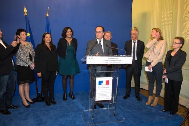 Олланд призвал не допускать инцидентов на армяно-азербайджанской границе