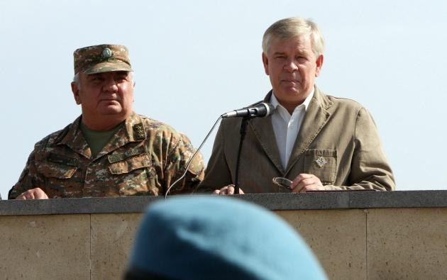 Валерий Семериков (справа) и Юрий Хачатуров. ©Photolure