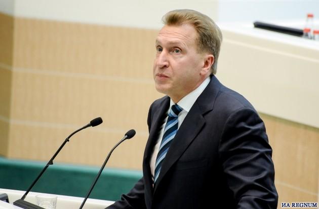 Шувалов: Сбербанк и «ВТБ 24» «не заинтересованы в кредитовании» бизнеса