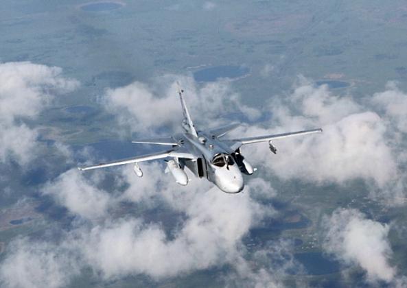 Минобороны: ВКС РФ уничтожили штаб управления формированиями ИГ в Сирии