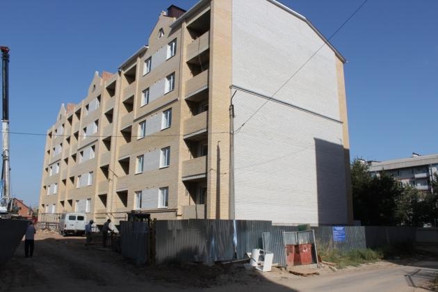 Пять домов для детей-сирот возведут в Калмыкии до конца года